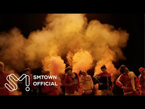 NCT 127 鞐旍嫓韹� 127 '鐒¢檺鐨勬垜 (氍错暅鞝侅晞;Limitless)' MV #2 Performance Ver.