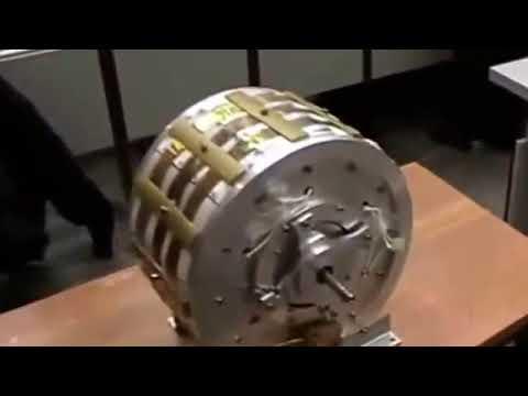Free Energy, Muammer Yildiz Magnet Motor