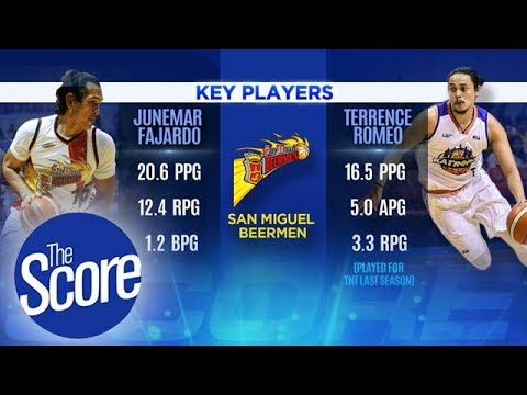 The Score: 44th PBA Season Preview, Will SMB Make History?