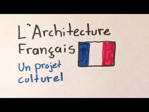 L'Architecture Français – Un projet cultural