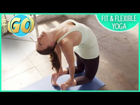 fit  flexible yoga workout for mobile 10 minutes befit