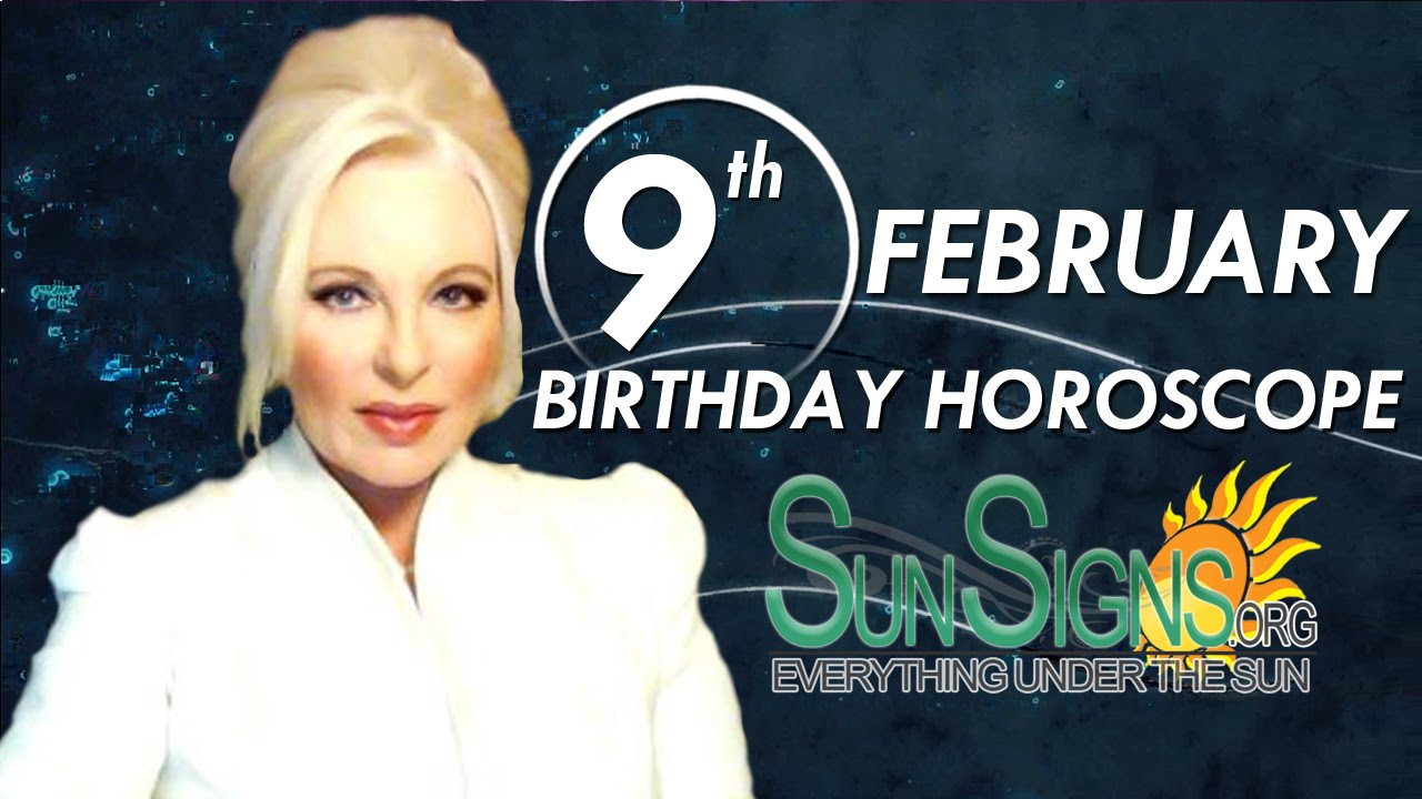 February 9 Zodiac Horoscope Birthday Personality | SunSigns Org