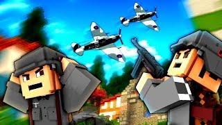 ASKER VS MİNECRAFT #27 - Azerbaycan Karakolu Saldırı Altında (Minecraft)