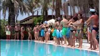 Nashira Resort Hotel & Spa Group Dance