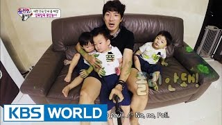 The Return of Superman | 슈퍼맨이 돌아왔다 - Ep.47 (2014.10.26)