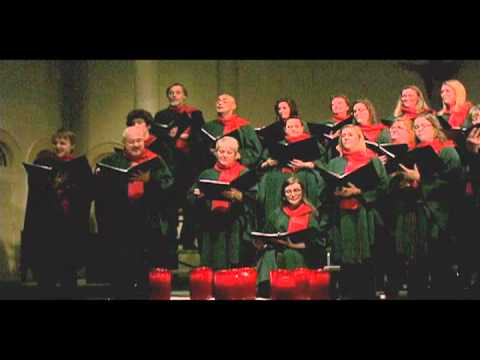 I Saw Three Ships - arr: Sir David Willcocks -- The Stairwell Carollers