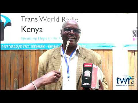TWR Kenya Bibles Project Testimony