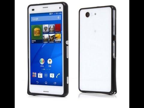 Обзор смартфона Sony Xperia Z3 Compact - YouTube