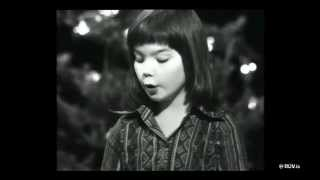 11 Year Old Bjork Reads Nativity Story On Icelandic Television