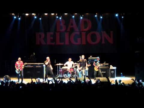 Bad Religion - Fuck You - Master Hall - Curitiba - Brazil - 9/2/2014
