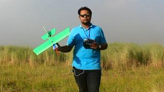 Vlog-002 , RC plane crash