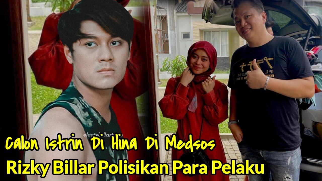 Download Lesti Di Hina Menjelang Lamaran, Rizky Billar Ambil Langkah Hukum Polisikan Para Pelaku