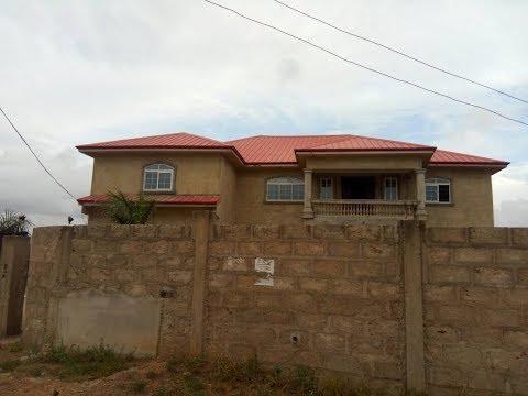 || Building In Ghana Part 15 || Window Designs ||