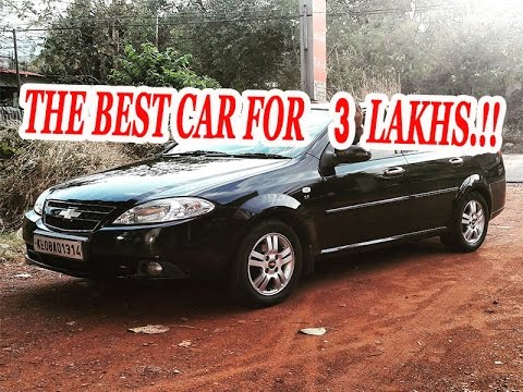 The Best  Car Under 3 Lakhs. Chevrolet Optra Magnum Diesel