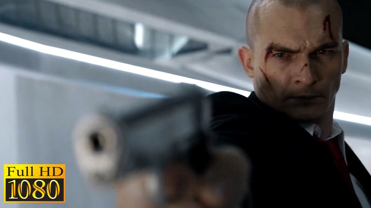 Hitman Agent 47 2015 Helipad Shootout Scene 1080p Full Hd