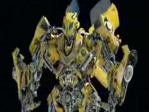 Transformers Movie - CGI