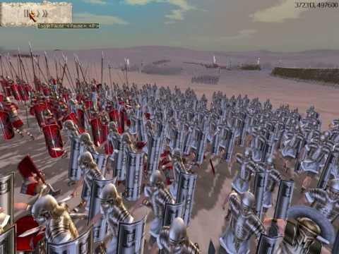 rome total war Seleucid Empire vs Rome (julli)