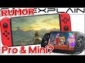RUMOR - Pro & Mini Switch Revisions Coming Summer 2019, According to Wall Street Journal
