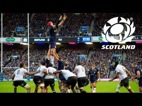 Scotland v Fiji | Match Highlights