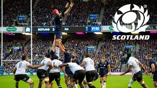 HIGHLIGHTS | Scotland v Fiji