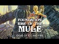 Foundation: The Mule's Conquest of the Galaxy