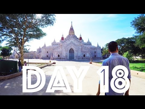 Trip to Bagan Temples Pt.2 | Day 18