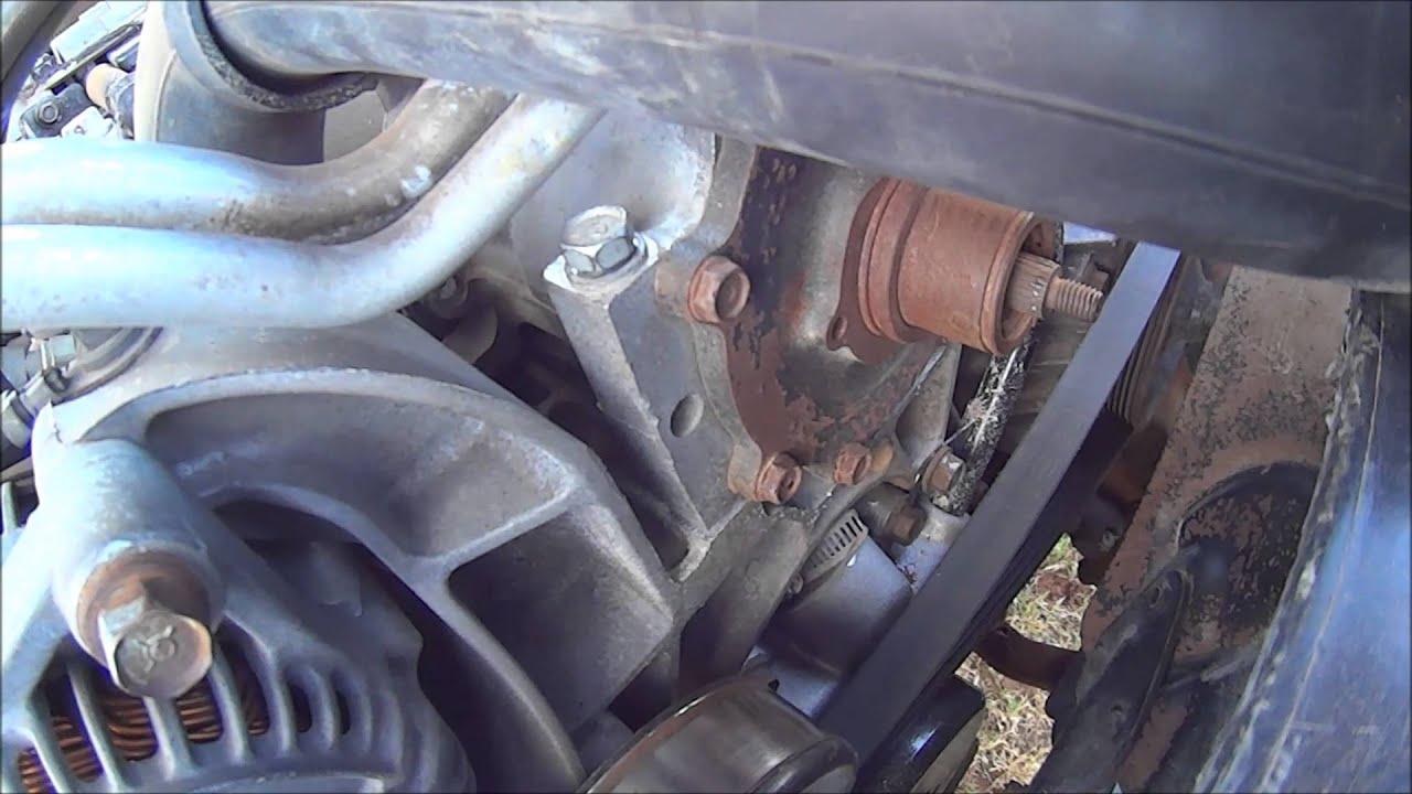 medium resolution of r amp r a c compressor dodge magnum engines youtube 2005 trailblazer engine parts diagram