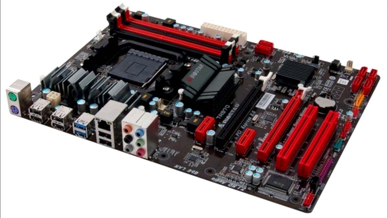 Motherboard Without Socket