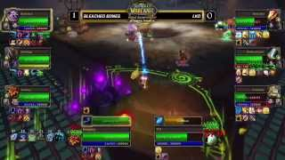 Blizzcon 2013 - World of Warcraft Arena Finals Day 1 - Bleached Bones vs  LKD