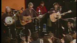 "Kingston Trio live 1981""Greenback Dollar"" and ""Hard Ain"