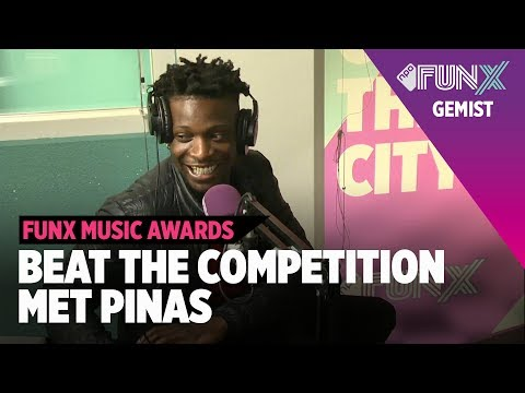BEAT THE COMPETITION MET PINAS #FMA2018