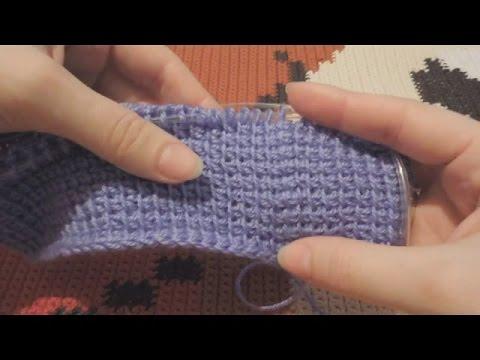 носки тунисским крючком по кругу хобби и рукоделие