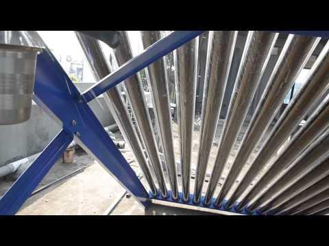 Solar water heater kerala