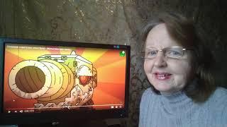 ГЕРАНД - Безумие советских монстров - Мультики про танки Реакция на Gerand