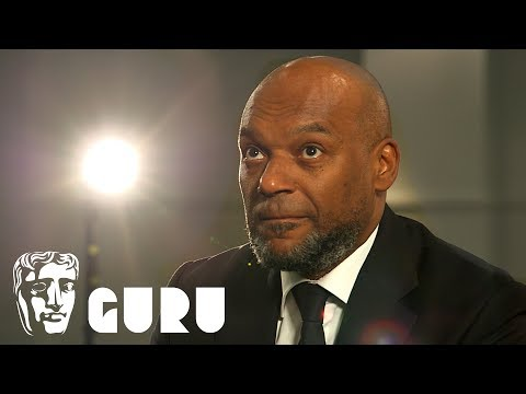 """It's not about you, it's about the character"" Colin Salmon's First Audition"