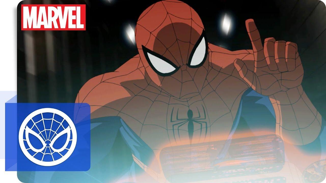 Der Ultimative Spider-Man Bs
