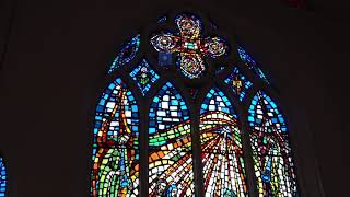 Part 1 of 4: Stained Glass Window Mini-Series