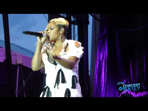 TLC performs 'Silly Ho' live at International Festival 2014