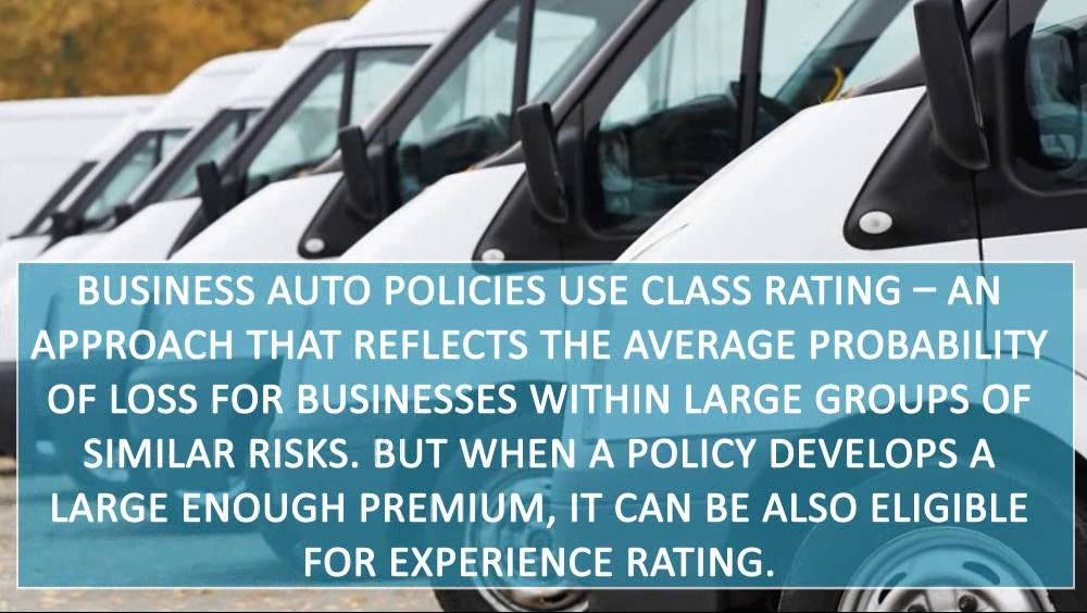 Commercial Auto Insurance Rating System  YouTube