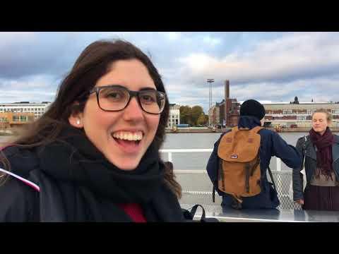VVlog #6 | Scandinavia Trip | Sweden | Finland