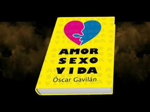 Booktrailer del poemario AMOR SEXO VIDA de Óscar Gavilán
