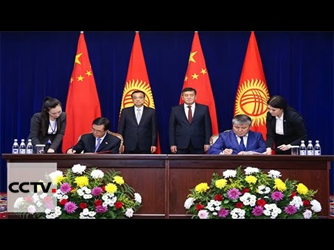 China, Kyrgyzstan to enhance cooperation on production capacity, security