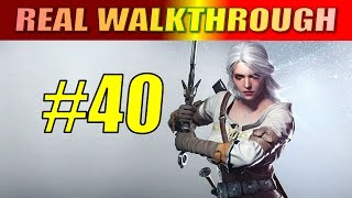 The Witcher 3 Walkthrough - Part 40 - Death to the Botchling: A Ritual at Wolven Glade (3 Fires)