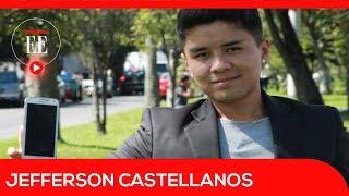 Jefferson Castellanos: creador de un innovador dispositivo para invidentes | El Espectador