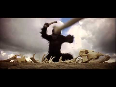 2001: A Space Odyssey monkey scene