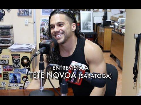 Entrevista a Tete Novoa (Saratoga) - 2016