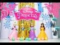 Disney Princess Magic Clip Royal Candy Hunt Story Time MagiClips Dolls Parody