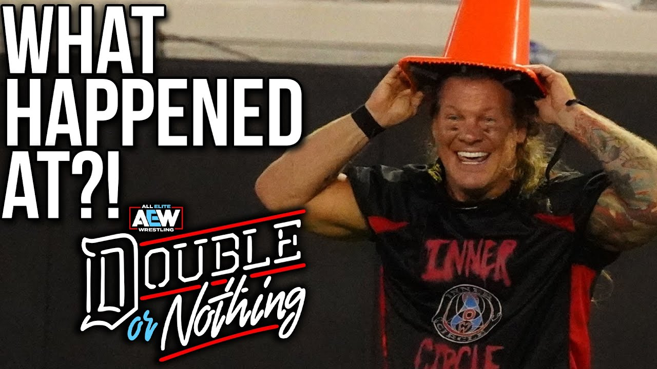AEW Double or Nothing 2020 Results: Reviewing Top Highlights ...