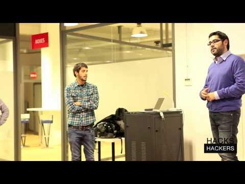 Hacks/Hackers Madrid - Startups que cuentan historias