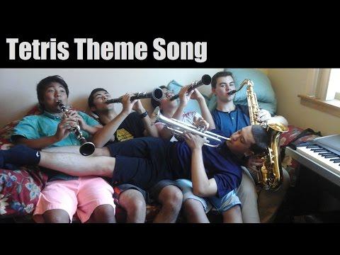 Tetris Theme Song - Kristoffer Quintet